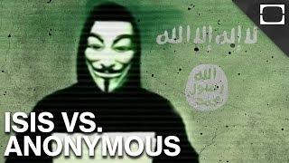 Why Anonymous Declared War On ISIS