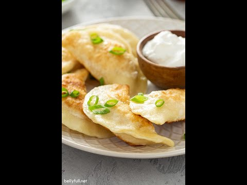 PIEROGI (PEROGIES) TRADITIONAL RECIPE