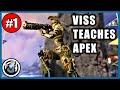 "VISS TEACHES APEX! LEARN and IMPROVE! ""4223"" DAMAGE 20 KILLS! APEX LEGENDS SEASON 3"