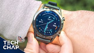 The Smartwatch with a 2 WEEK Battery Life! | The Tech Chap