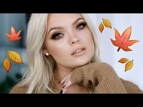 EASY FALL MAKEUP
