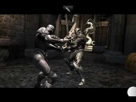 Infinity Blade 2 rare spectrum and defense gems