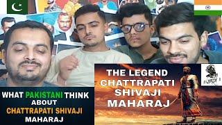 Pakistani Reaction on | The Legend Chattrapati Shivaji Maharaj - Biopic | Life History