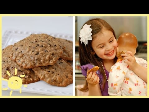 EAT | Banana Chocolate Chip Cookie Recipe and How to