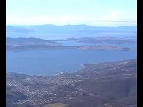 Australia - Tasmania - Mt. Wellington