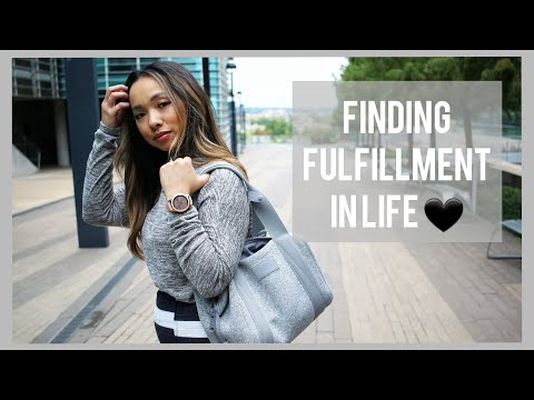 What Fulfills Me + Worst Busy Season Ever   VLOG