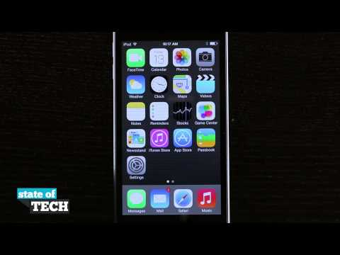 iPod Touch Beginners Guide - Setting Up an iPod Touch for Your Child