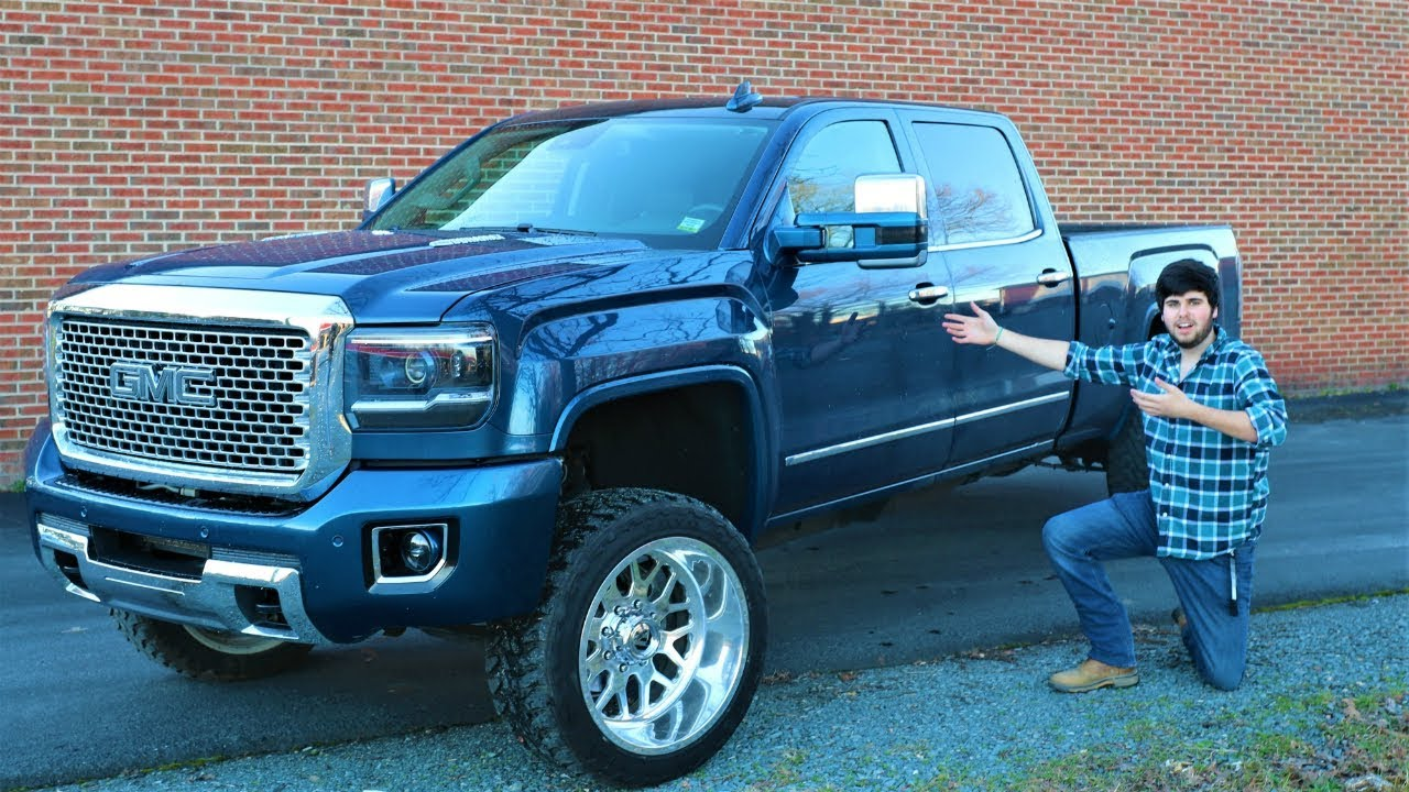 BUYING MY DREAM TRUCK AT AGE 18!