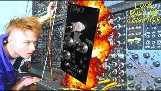 The Safety Valve - Valvecaster For SYNTHS DIY How To