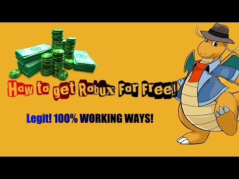 3 WAYS TO GET ROBUX FOR FREE! || Websites And more! (With Proof)