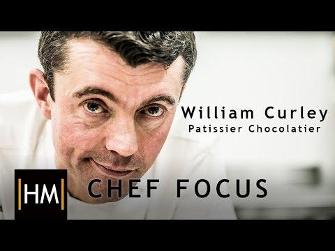 Chef Focus with William Curley MCA - Jaffa Cake Tart