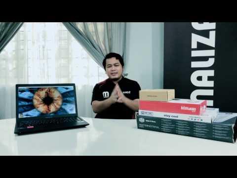 Adakah Notebook Cooler Bantu Sejukkan Laptop? Real Test!