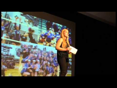 A positive community starts with you   Morgan Schaming   TEDxBaldwinHighSchool