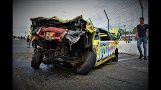Best Bangerracing Crashes Warneton 2013-2018