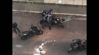 Represion GNB - Montalban 7 Junio 2017