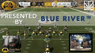 Snoop Dogg Plays Madden 20 with his Homies in the GGL V Championship [Part 1]