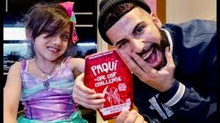 THE DEADLY ONE CHIP CHALLENGE!!! (WARNING: DO NOT TRY)