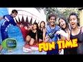 Video Roshni Walia Saloni Bhavesh Have Fun At Water Kingdom mp3