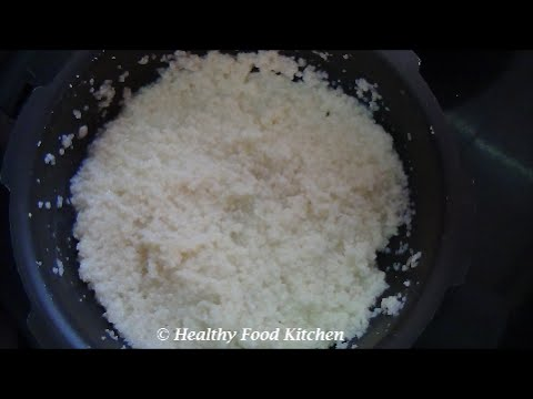 How to cook Small Millet Recipe By Healthy Food Kitchen
