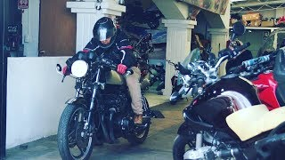 Cafe+Racer+Suzuki Videos - 9tube tv