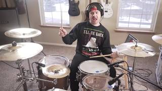 how to hold your drumsticks (for beginners)