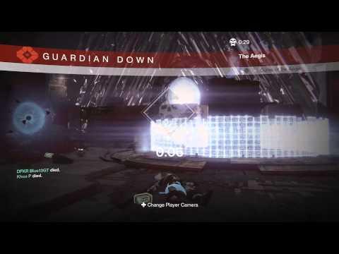 Destiny: Vault of Glass - Final Boss - Atheon