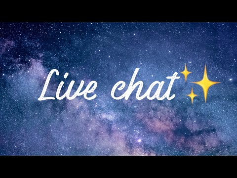 Let's chat💕