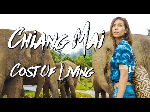 Chiang Mai Thailand - Cost Of Living 4K