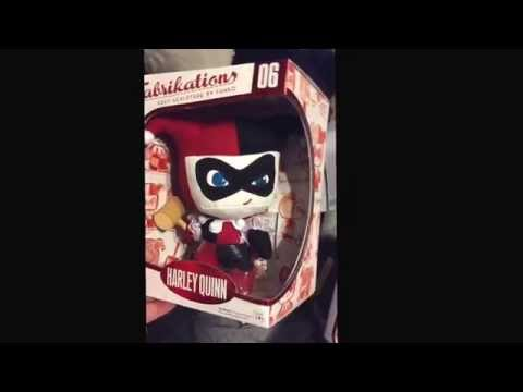 Happy valentine's Day/ Harley Quinn clothing haul ( hot topic)