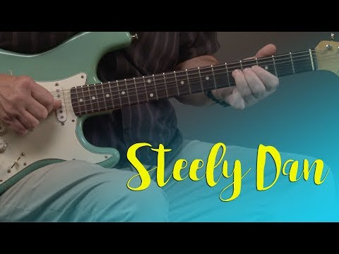 Steely Dan Guitar Lesson
