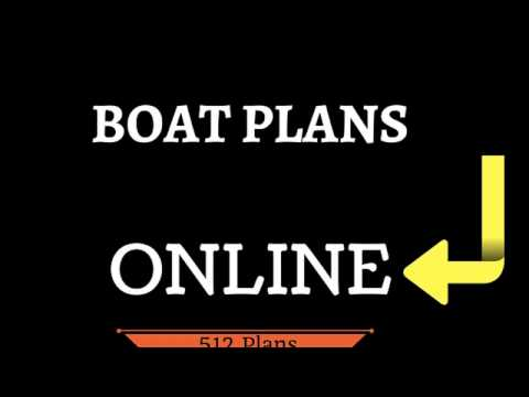 Sailing Boat Plans - Boat Plans - Wood Boat Plans  - Large Wooden Boat Building - Sailing Boat Plan