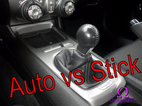 Driving A Manual vs Automatic Car | Tips for driving a manual car