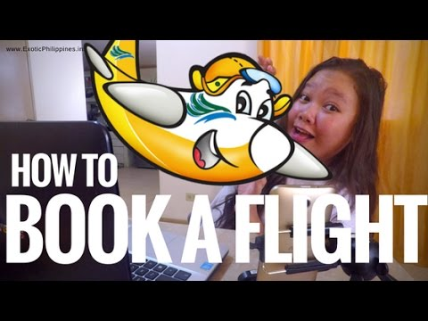 How to Book a Flight at CEBU PACIFIC AIRLINES Online - G Vlogs #47