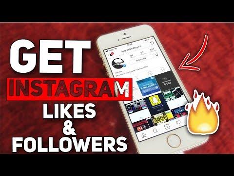 Get  INSTAGRAM THOUSANDSLikes & Followers { FREE } iOS 9/10/11 iPhone, iPod, iPad