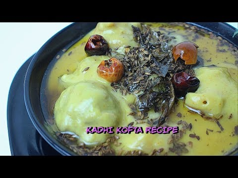 KADHI KOFTA RECIPE *COOK WITH FAIZA*