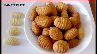 सफर की भूख में खाये ऐसा खस्ता नाश्ता स्वाद मुहँ को भा जायेगा | Snacks Recipe | Khasta Kulkul