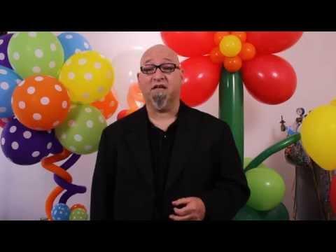 Beyond the Basics:  Balloon Decor