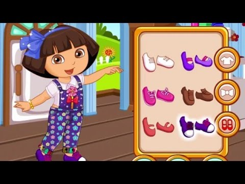 Play Games Dora's Overalls Design - Free Games Online