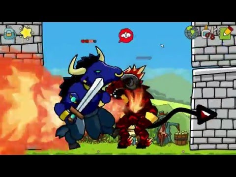 Scribblenauts unlimited: battles to the death