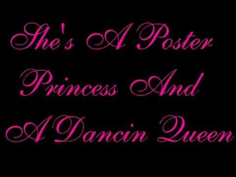 Poster Princess Lyrics