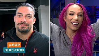 What do WWE Superstars want for Christmas?: WWE Pop Question