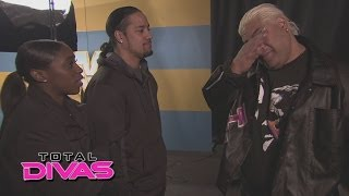 Naomi and Jimmy ask Rikishi to attend their wedding: Total Divas Preview, April 20, 2014