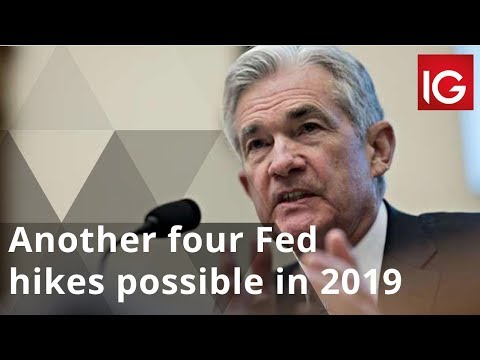 Another four Fed hikes possible in 2019