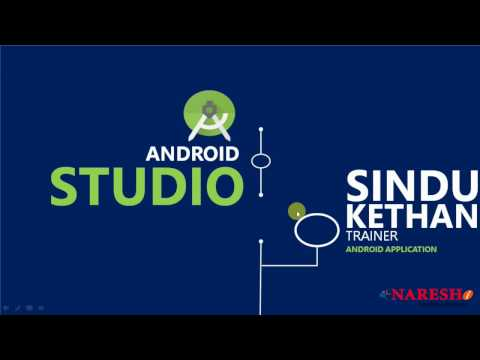 Introduction to Android Studio and Android SDK Manager | Android Tutorials for Beginners