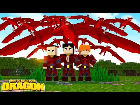 FIRE NATION ARMY ATTACK IS HERE! - How To Train Your Dragon w/TinyTurtle
