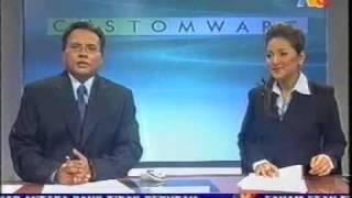 CustomWare Launch on TV3 News Malaysia