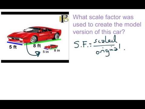 Grade 9: Scale Factors