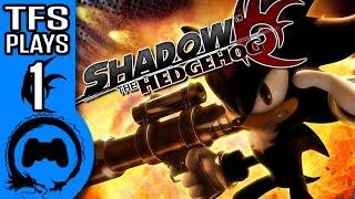 SHADOW THE HEDGEHOG Part 1 - TFS Plays