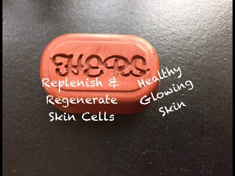 Australian Red Reef Clay Soap melt and pour recipe