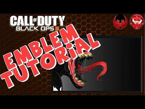 Venom - Black Ops 3 Emblem Tutorial